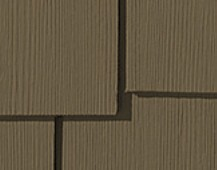 HardieShingle® Siding Staggered Edge Notched Panel