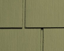 HardieShingle® Siding Straight Edge Notched Panel